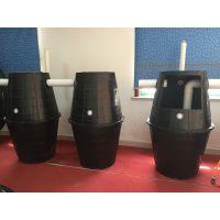 双瓮式化粪池厂家 旱厕改造专用