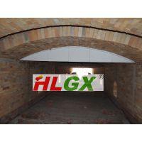 济南火龙供应1400高铝型砖厂隧道窑用硅酸铝挡火板设计与施工