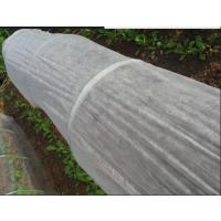 40克/平方米的薄型农用无纺布透水率和通气度较大,质量轻,可用于露地及大棚、温室内浮面覆盖