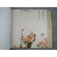 石家庄工程壁纸【中式风格】茶道书法山水画风格壁纸