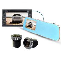 赫天光电专业光学镜头制造厂家/F363车载安防消费类超清鱼眼广角镜头