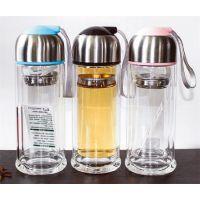 合肥定做双层玻璃杯内层印字品质保证性价比高
