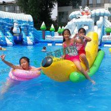 小型可移动水上乐园 支架游泳池热卖