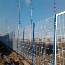 小区护栏网批发 养殖护栏网批发 移动护栏