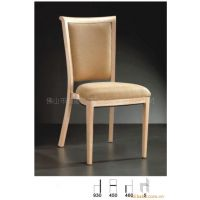 供应铝椅 堆叠椅 酒店椅 餐椅