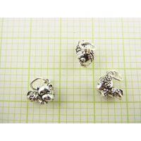 DIY手工银直管配件加工生产批发 珠宝首饰来图来样加工定制工厂