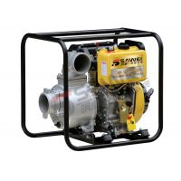 低油耗小型3寸柴油抽水泵 小型消防水泵