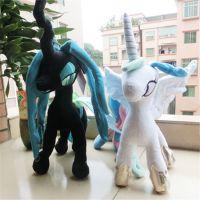 厂家专业提供毛绒玩具彩虹小马宝莉公仔小马驹客户活动赠品礼品