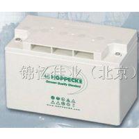 销售德国荷贝克蓄电池12V50AH全国免运费