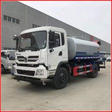 东风D9运水车12吨洒水车价格
