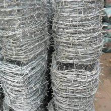 螺旋刺绳 冷镀刺绳 养殖围栏网厂家直销