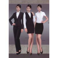 成都售楼部置业顾问职业装西服定制定做女士连衣裙职业装