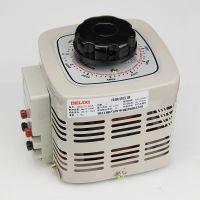 供应安徽德力西调压器 单相TDGC2-1.5KVA调压器 德力西调压器安徽总代理价格报价