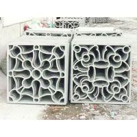 供应苏州混凝土花窗 可定制 板壮 水泥制品