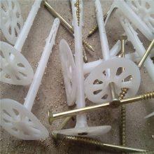 塑料保温钉 铝制保温钉 外墙保温钉