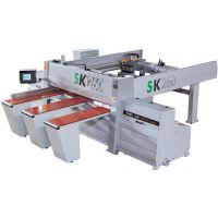 木工机械厂家出售、全自动机械手电子锯、优化软件自动排版开料锯、木工高效率电脑往复锯