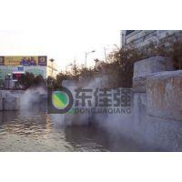 河源小区绿化带人造雾设备工程