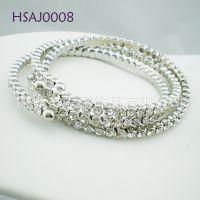 手链生产定做 珐琅景泰蓝手镯珠宝红宝石礼品加工生产批发