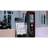瑞士莱卡D110激光测距仪广泛用于工程建筑,室内装修,改造,设计或其他测量。