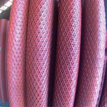 菱形防护网 钢板网多少钱一米 重型钢板网
