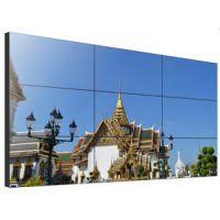 厂家直销55寸三星液晶拼接屏 超窄边安防监控高清大屏幕 包安装