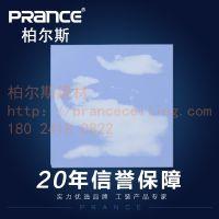 柏尔斯PRANCE工装建材上海彩色500x500暗架铝天花板
