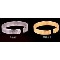 925纯银大悲咒手镯钛钢佛经手环佛教饰品来图来样加工生产定制厂