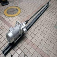 供应矿山岩石电钻 链轨式岩石电钻凿岩机械
