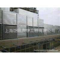 供应降噪工程 噪音治理 冷却塔机组噪声治理