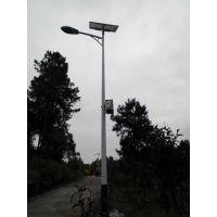 广西梧州太阳能路灯品牌哪个好 乡村路灯应该怎么选择 浩峰照明品牌路灯厂