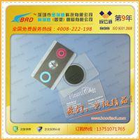 制卡厂家2018年热销高档PVC透明卡