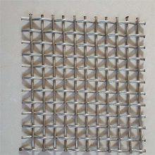 供应轧花网厂 锰钢编织网 锰钢振动筛 锰钢轧花网 编条网