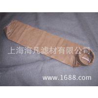 PTFE覆膜滤袋 ***铁氟龙针刺毡 聚四氟乙烯除尘布袋
