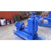 微型自吸泵价格100ZW80-45自吸泵离心泵100ZW80-60