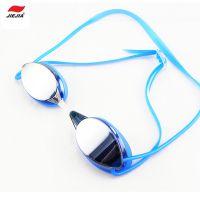 批发供应  捷佳泳镜 电镀防雾防紫外线专业 游泳眼镜J8160
