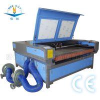 1810激光裁布机 激光切布机 服装布料切割机