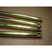 国标环保H62厚壁黄铜管