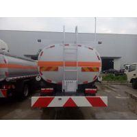 40吨油罐车价_程力油罐车_东风特商前四后四压裂液运输车