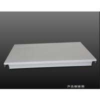 高边防风铝条扣铝天花@加油站装修专用S型铝扣板
