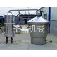 小型酿酒设备厂家 圣嘉不锈钢白酒储存罐出酒率高