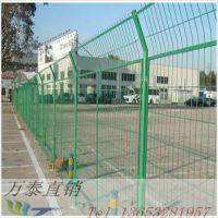 别墅外墙防盗护栏网 美观防护网 工艺铁丝护栏加工