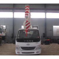 供应12吨小型唐骏汽车吊价格