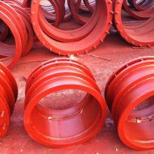 阿尔山DN400B型柔性防水套管 对焊国标防水套管生产流程 S312防水套管图集
