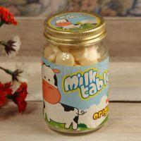 【泰国进口】BBRED牛奶片原味100g. 儿童营养食品批发