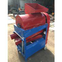 小型板栗脱蓬机型号 电机带动板栗脱蓬机规格 润丰