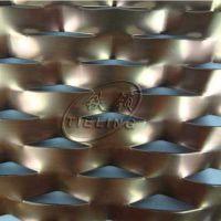 铁领牌氧化铝板网 吊顶铝板网 室内装饰网 颜色规格订做
