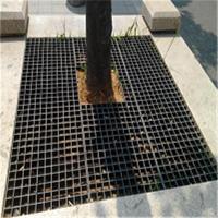 吉林树池盖格栅规格尺寸/玻璃钢地围网/护树板多少钱一平米
