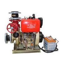 便携式双起动消防泵,移动式双起动船用消防泵,船用应急消防泵