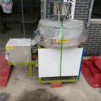 鼎信厂家直销 五谷杂粮电动石磨 半自动面粉电动石磨