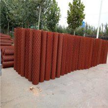 菱形钢板网规格 标准钢板网价格表 万泰丝网厂家自产自销